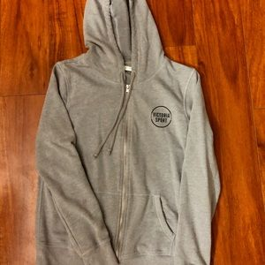 Gently Used Victoria Secret Sport Hoodie Zip Up